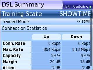 JDSU SmartClass TPS ADSL2+/VDSL