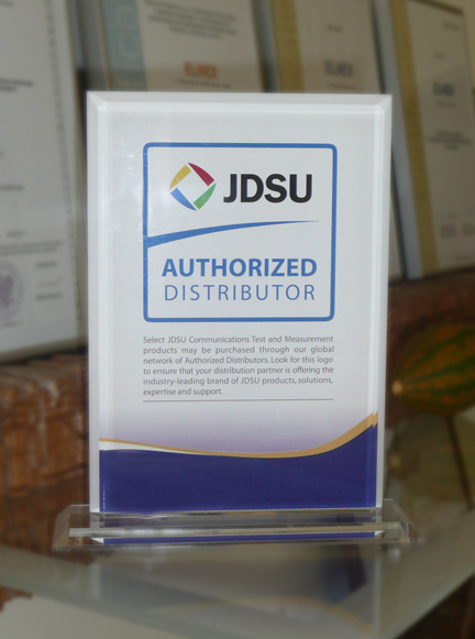 JDSU autoryzowany dystrybutor