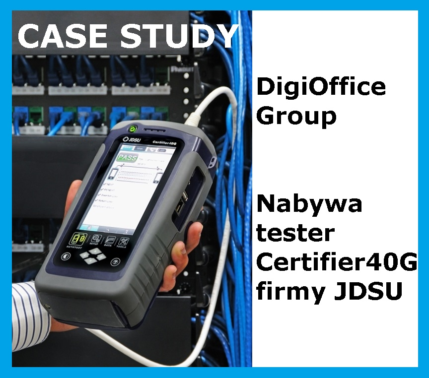 DigiOffice Group Case Study JDSU
