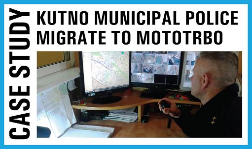 Kutno Case Study Mototrbo TrackDMR