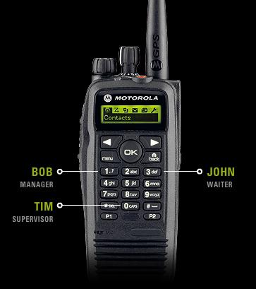 Motorola Mototrbo 1.7