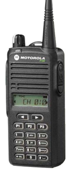 p100 nowy radiotelefon
